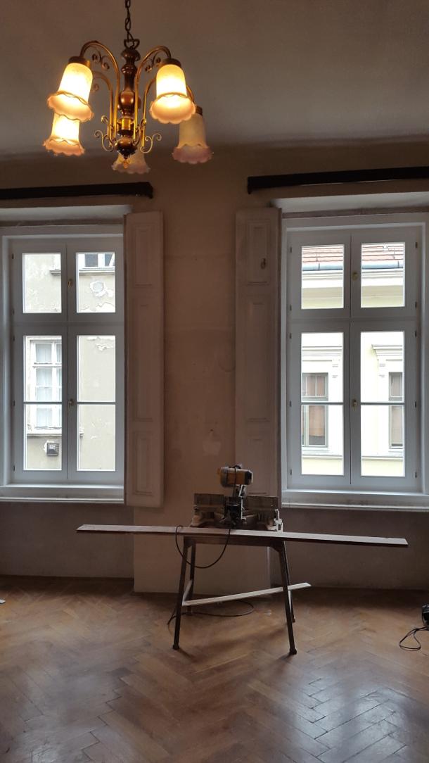 Fa ajtó, ablak gyártás, csere - Új fa ablakok, ilyen lett