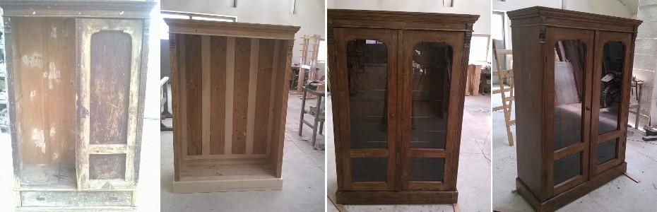 Bútorasztalos - Szekrény felújítás