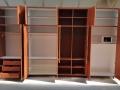 Fa ajtó, ablak gyártás, csere - Beépített szekrény - Belülről