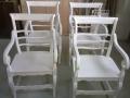Bútorasztalos - Felújított antikolt székek