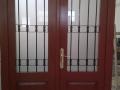 Fa ajtó, ablak gyártás, csere - Fa bejárati ajtó